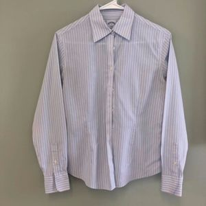 Brooks Brothers Non-Iron Tailored  Womens 2 Shirt